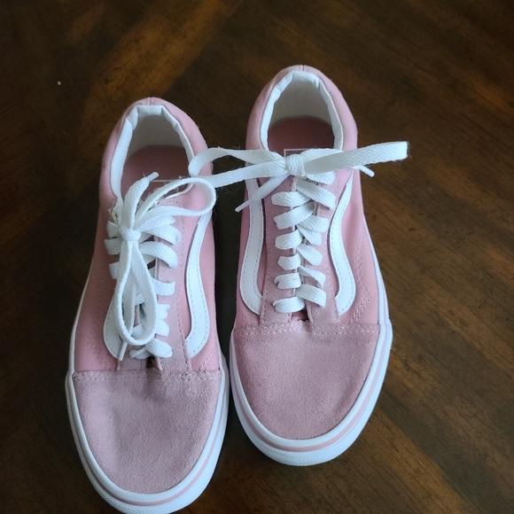 Vans Shoes   Pink Size 5   Poshmark